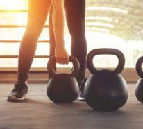 Kettlebell Übungen für zu Hause – Fit trotz Corona