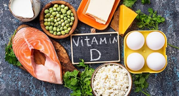 Lunge stärken Lungenkapazität verbessern Vitamin D Lebensmittel