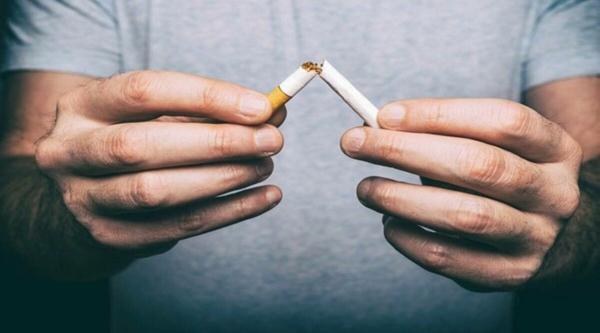 Lunge stärken Lungenkapazität verbessern mit dem Rauchen aufhören