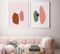 Wie kann man mehr Farbe ins Interieur bringen?