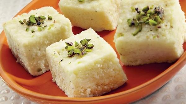 Milchmädchen Rezepte nach indischer Art 10 köstliche und schnelle Dessert Ideen Kalakand