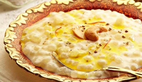 Milchmädchen Rezepte nach indischer Art 10 köstliche und schnelle Dessert Ideen Sabudaana Kheer