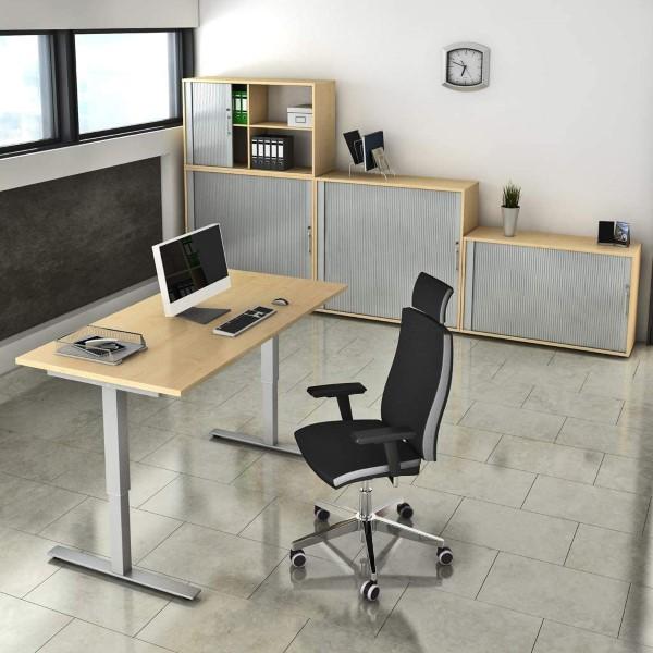 Nicht nur ein Trend, sondern Zukunft – Höhenverstellbare Schreibtische home office einrichtung