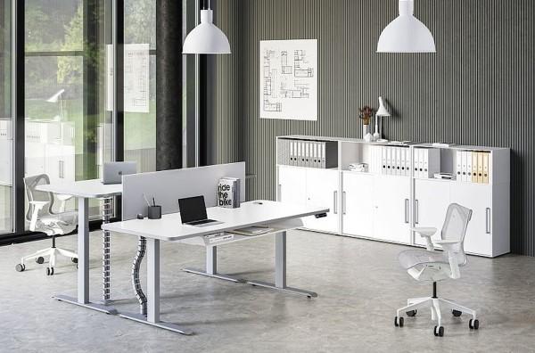 Nicht nur ein Trend, sondern Zukunft – Höhenverstellbare Schreibtische stehtisch stuhl home office