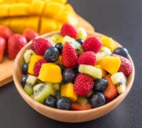 Wann sollte man Obst essen um gesund abzunehmen?