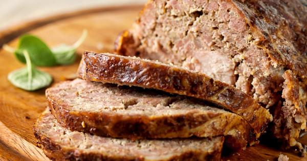 Ostereier verwerten gut zubereiteter falscher Hase schmeck vorzüglich