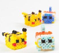 Pokemon basteln mit Kindern – fantastische Ideen und Bastelanleitung