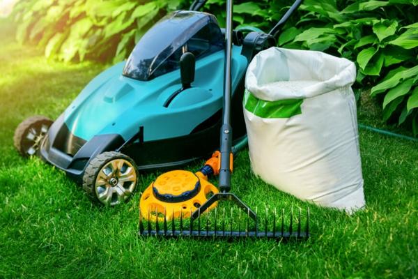 Rasenpflege im Frühjahr Gartentipps und Ideen