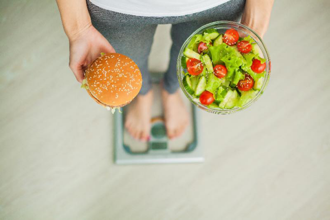 Regel Gewichtverlust ohne Hungern möglich gesund abnehmen