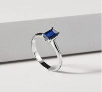 Ringe mit farbigen Edelsteinen verleihen der Verlobung das gewisse Etwas