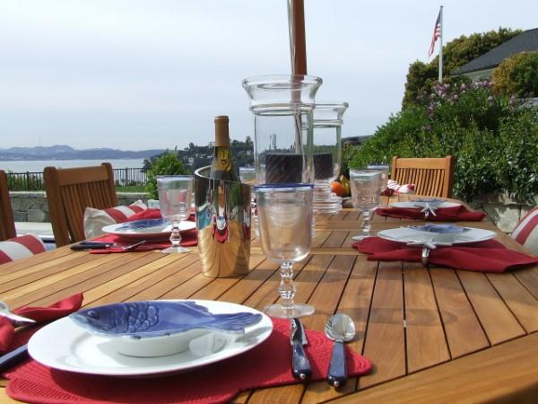 Teak Gartenmöbel und Sitzgruppen – Welche Vorteile bringen sie outdoor möbel tisch teakholz