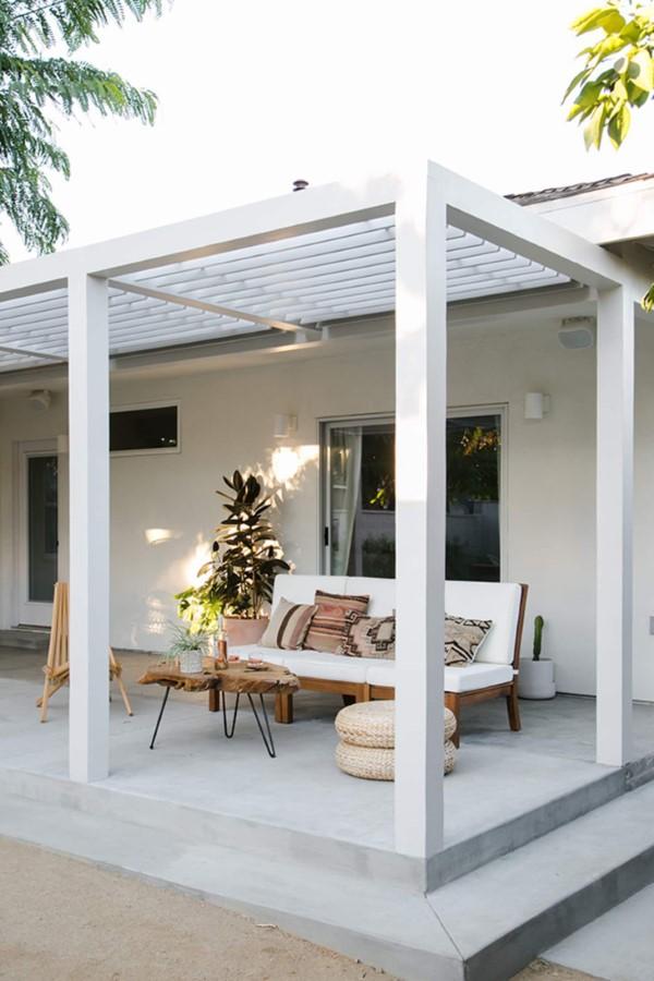 Terrassen Gestaltungsmöglichkeiten – Ideen und Tipps für einen schönen Außenbereich minimalismus ideen deko einrichtung