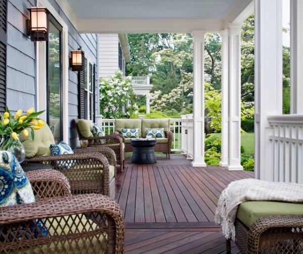 Terrassen Gestaltungsmöglichkeiten – Ideen und Tipps für einen schönen Außenbereich schöne terrasse deko ideen einrichtung