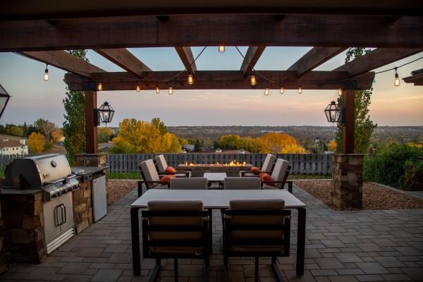 Terrassen Gestaltungsmöglichkeiten – Ideen und Tipps für einen schönen Außenbereich terrasse deko ideen