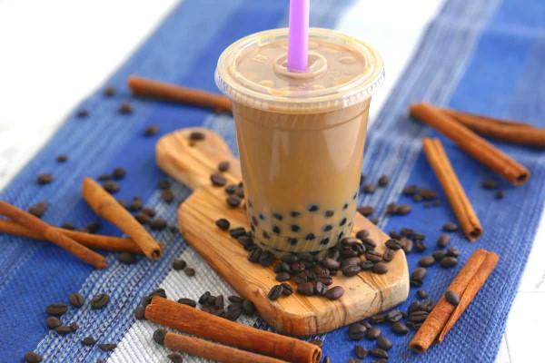 Trendiges Bubble Tea Rezept und köstliche Ideen zum Inspirieren caffee mit zimt idee