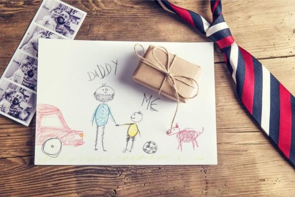 Vatertag Geschenk basteln – Wissenswertes und kreative Bastelideen vatertag mit der ganzen familie feiern