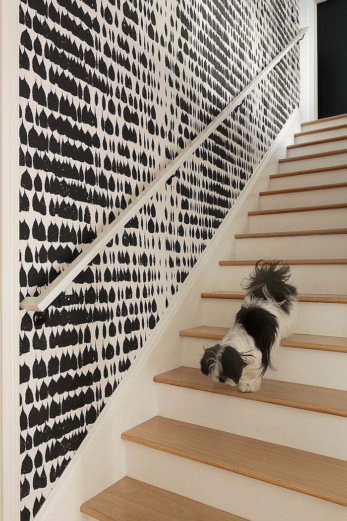 Wandgestaltung-Treppenhaus-42-Einrichtungsbeispiele-Ideen-und-Anregungen