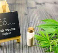 Alles Wissenswerte rund um CBD Kristalle