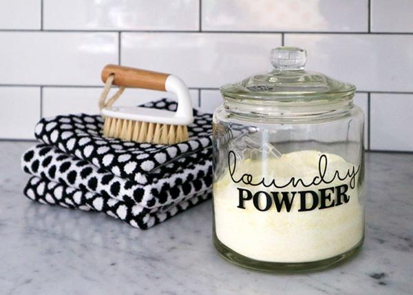 Waschsoda selber machen DIY Waschmittel