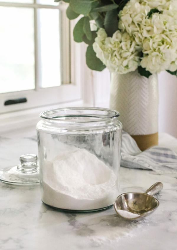 Waschsoda selber machen selbstgemachtes Waschmittel