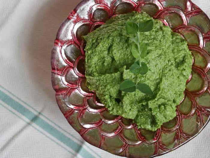 bärlauch rezepte vegan pueree