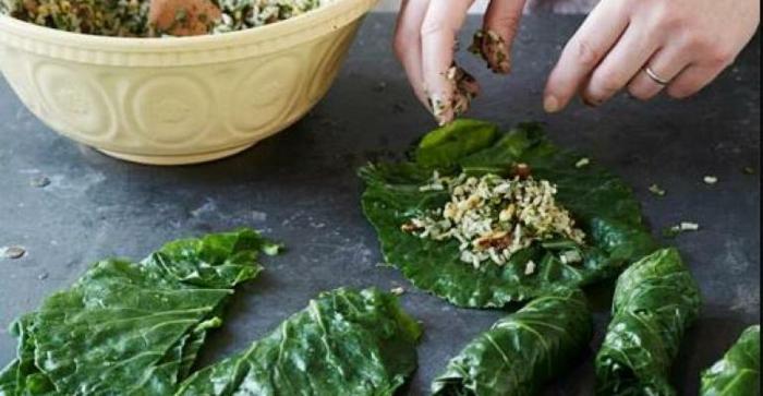 bärlauch rezepte vegan salat
