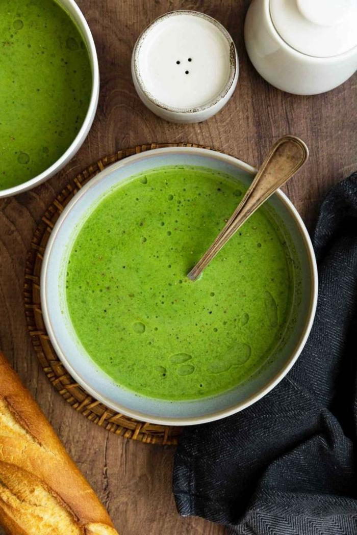 bärlauch rezepte vegan vegansuppe