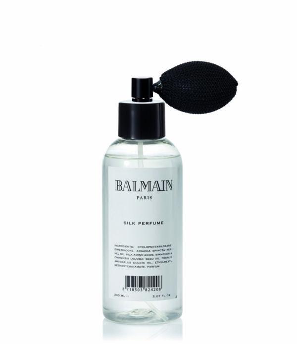 balmain silk perfume Haarparfüm verwenden Haartrends Ideen schöne Haare