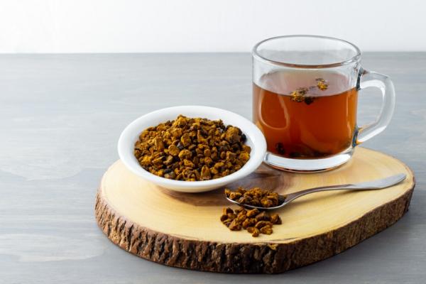 Natural,,Organic,Chaga,Mushroom,And,Chaga,Mushroom,Tea.