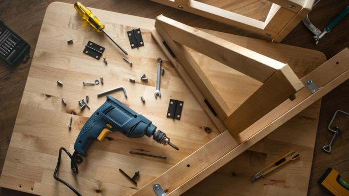diy ideen sicherheitsschuhe vorsicht ist besser als nachsicht tisch aufbauen