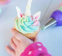 Einhorn Muffins – 2 Rezepte und 45 märchenhafte Ideen für eine leckere Inspiration zum Kindergeburtstag