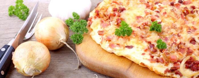 flammkuchen selber machen mit weisswein spargel