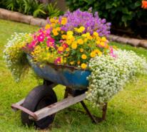 70 Gartendeko Ideen zum Selbermachen für die neue Gartensaison!