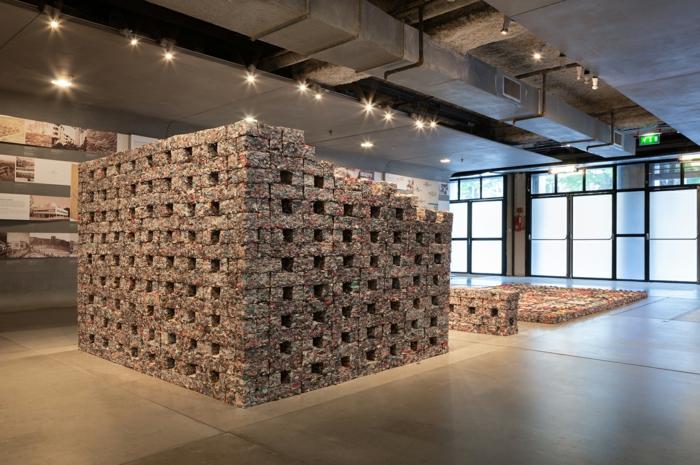 kleidung recycling bausteien deko ideen baustein aus texilien