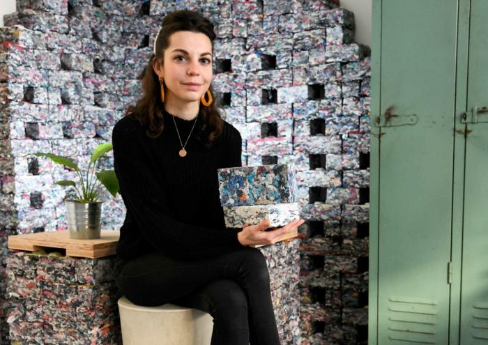 kleidung recycling bausteien deko ideen franzoesische innovation
