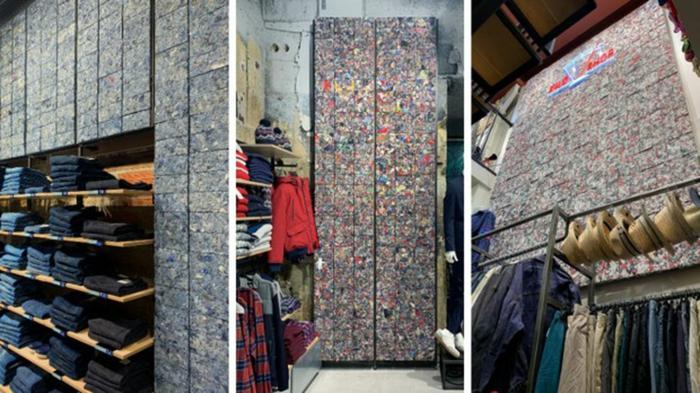 kleidung recycling bausteien deko ideen innendesign