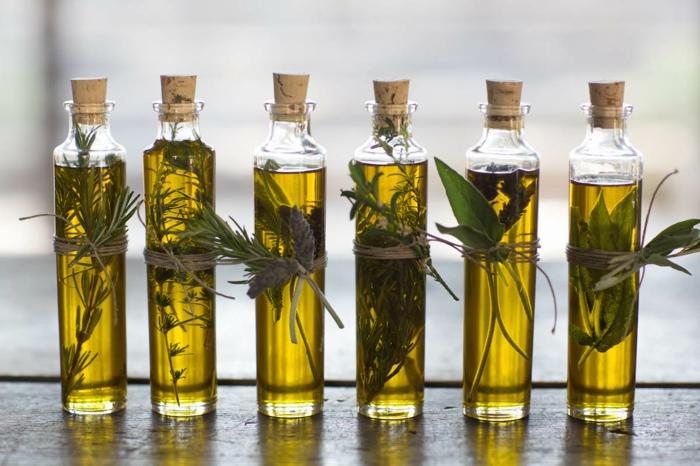 kräuteröl selber machen aromatisch
