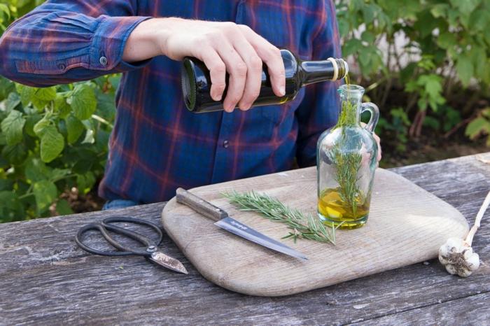 kräuteröl selber machen nachfuellen