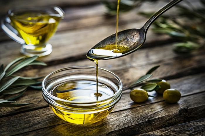 kräuteröl selber machen olivenöl