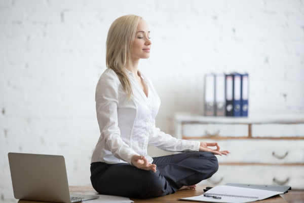 l-theanin yoga meditation
