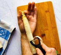 Weißer Spargel Rezepte- die vegane Seite der Klassiker