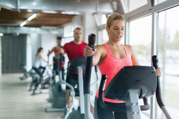 10000 schritte am tag fitness studio