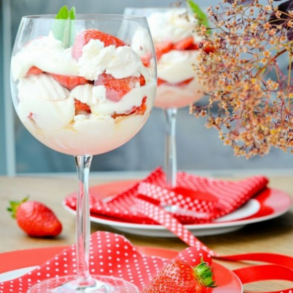 Erdbeer-Tiramisu im Glas Fruchtdesserts Rezepte