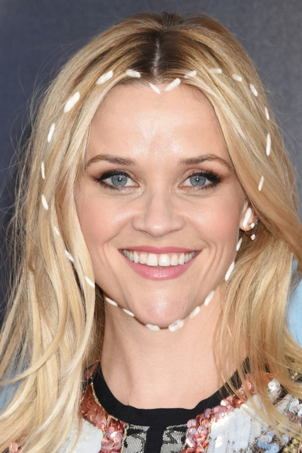 Frisuren für schmale Gesichter Gesichtsform Herz