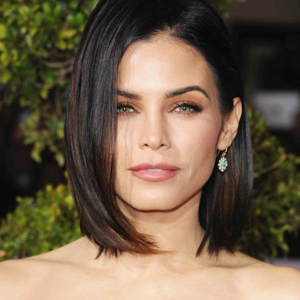 Frisuren für schmale Gesichter Haartrends
