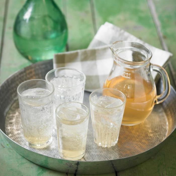 Holunderblüten Rezept mit zitrone erfrischung