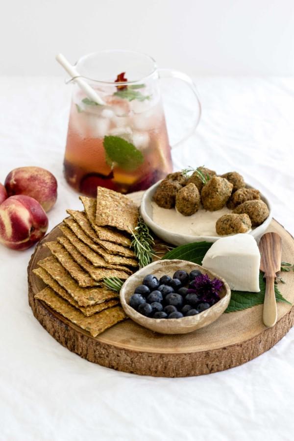Käseplatte dekorieren – Tipps für eine perfekte Vorspeise käse ideen diy anordnung