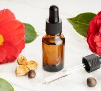 Kamelienöl für schöne Haut und Haare – 4 Vorteile im Überblick