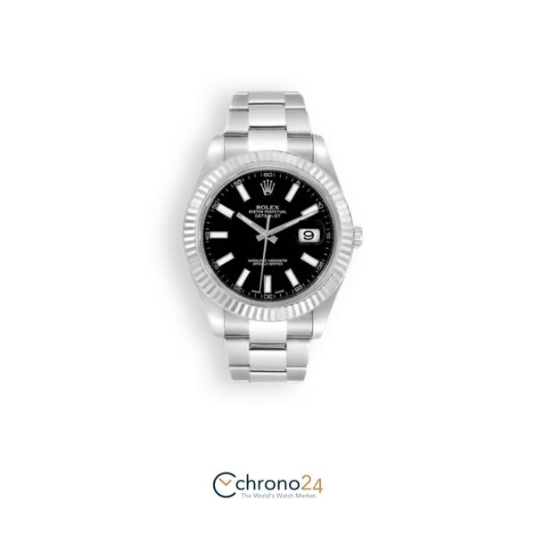 Lusuxuhren Rolex Datejust