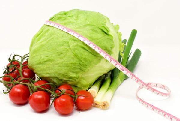 Mit gesundem Essen am Abend leichter abnehmen gemüse gesund